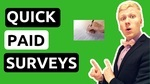 Quick Paid Surveys