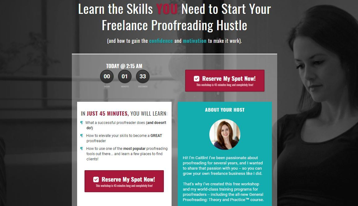 Best proofreading course online