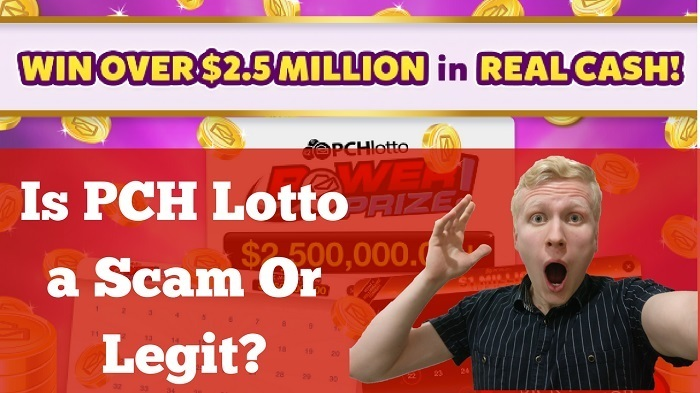 Is PCH Lotto a Scam Or Do They Really Pay $2,500,000 Jackpot? - Your