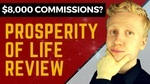 prosperity of life scam review