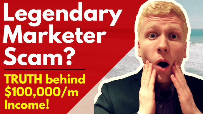 Legendary Marketer  Price Second Hand