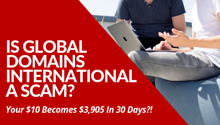 Is Global Domains International a scam? The company has been in the domain service industry for 18 years, are they still worth your money in exchange for your website? Read here.