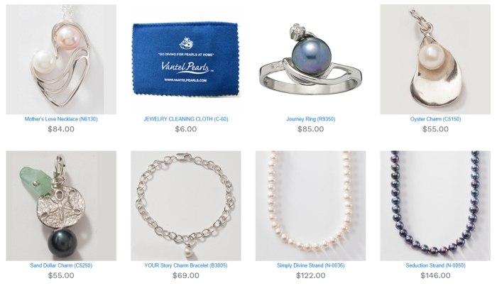 Is Vantel Pearls A Scam - Featured Oyster Jewelry Products