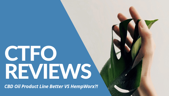 This Is One Of CTFO Reviews You've Come Across On The Web. But This Post Contains Information Affiliates Should Know Before Investing In MLM. Is It Better Than HempWorx Products Or Not At All? Learn Here To Find Out.