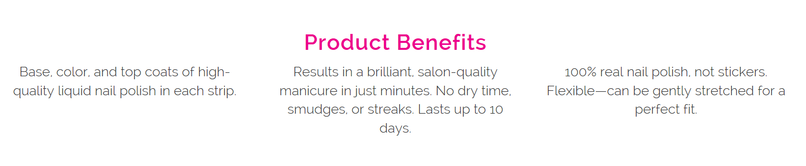 Color Street Nails Reviews Product Benefits