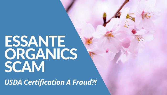 Essante Organics Scam - Your Online Revenue