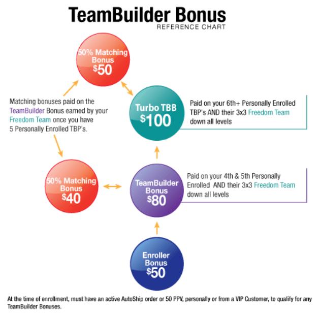 Is Stemtech a scam Teambuilder Bonus