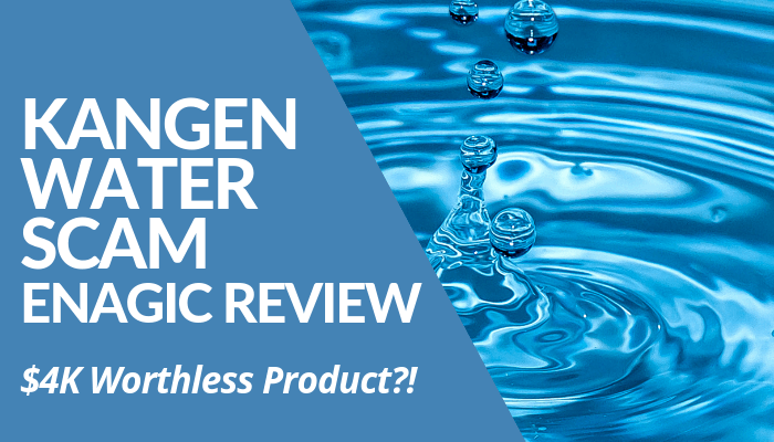 Read My Post About Kangen Water Scam By Enagic. Too Expensive Water Ionizer But Found Ineffective? Learn About The MLM Before Investing Money & Time. Read More.