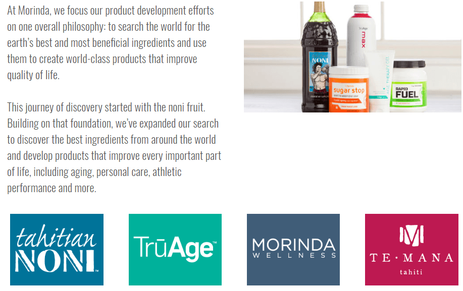 Morinda Noni Juice Scam Products - Your Online Revenue