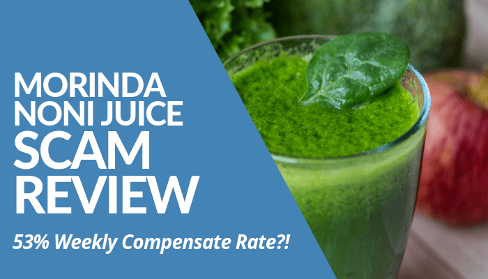 Read My Brutally Honest & Comprehensive Morinda Noni Juice Scam Review & Learn Whether Their Claim 53% Weekly Compensation Rate Is True Or Not. Learn More Here.