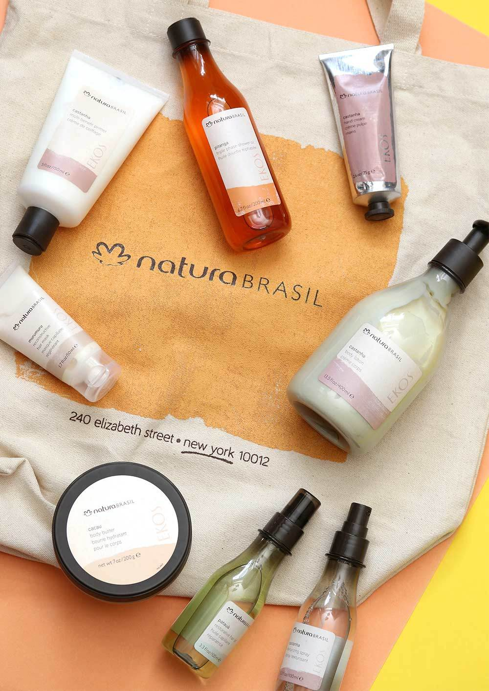 Natura Brasil Products Review From Blogger