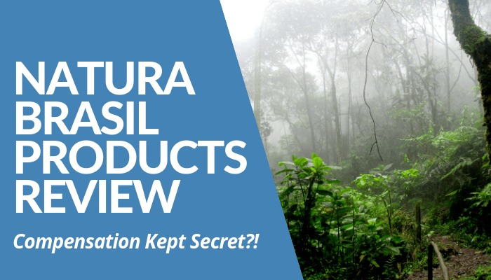 Read My Natura Brasil Products Review & Learn How You Can Make Most Of Their Secret Compensation Plan Albeit High-Quality Products, Affirmed By Bloggers. Read More Here.