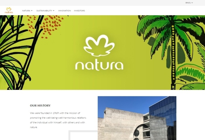 Optimized-Natura Brasil Products Review Landing Page
