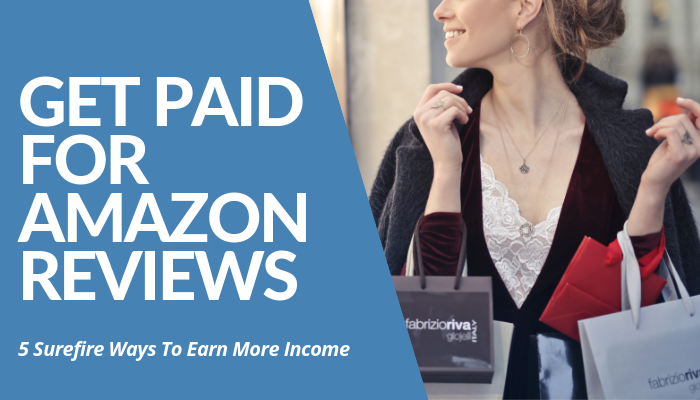 Get Paid For Amazon Reviews By Doing 5 Surefire Ways, Legit & No Scam Options To Earn More Income This Year. Learn How I Figured Out Earning Residual & Passive Income Online & Quit 9 To 5. Read More.