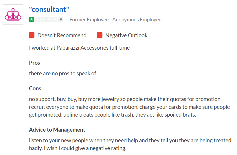 Is Paparazzi Jewelry A Scam Negative Review - Your Online Revenue