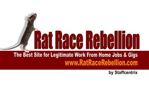 Rat Race Rebellion Reviews Logo - Your Online Revenue