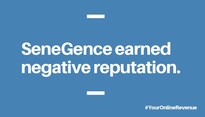 SeneGence Reviews Content Image 1 - Your Online Revenue