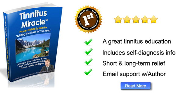 Tinnitus Miracle Scam Book Image Description- Your Online Revenue
