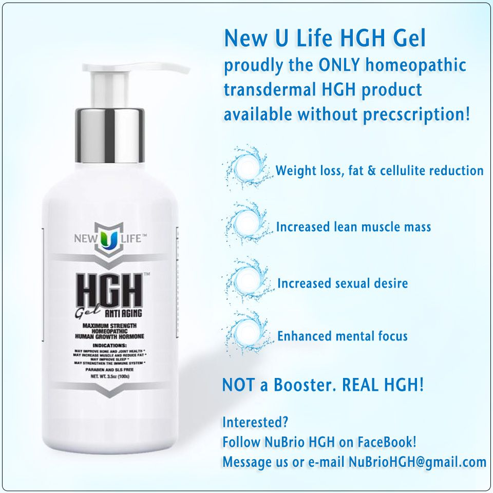 Top 20 MLM Businesses HGH Gel - Your Online Revenue