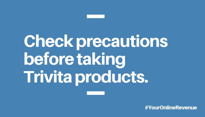 Trivita Reviews Content Image 1 - Your Online Revenue