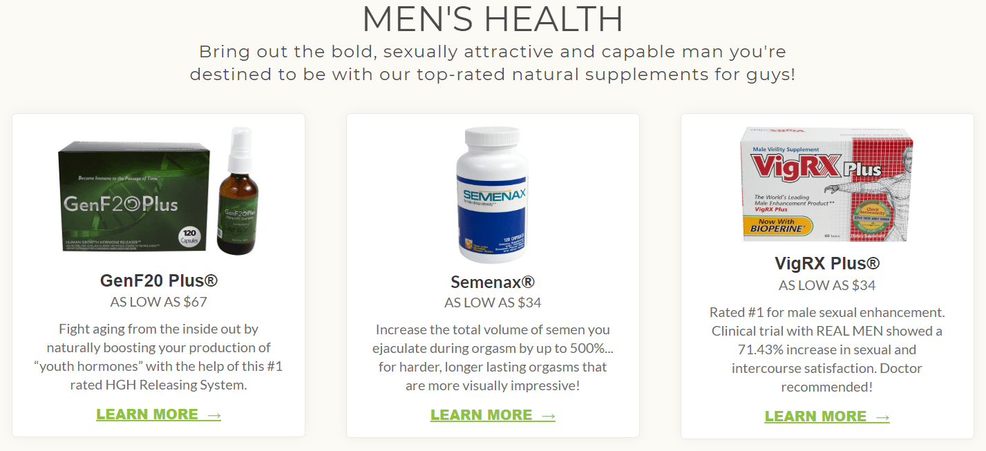 VigRX Plus Review Men Products-min