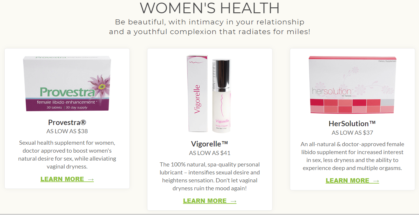 VigRX Plus Review Women Products-min