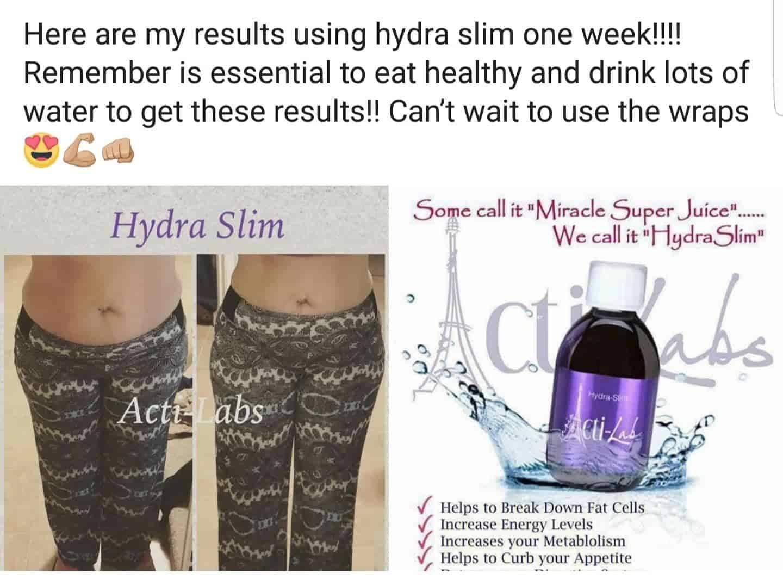 Acti Labs Hydra Slim Reviews Testimonials - Your Online Revenue-min