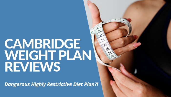 Read My Cambridge Weight Plan Reviews With Brutally Honest & Comprehensive Discussion About Direct Sales Company's Dangerous Highly Restrictive Diet Plan. Read More.