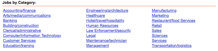 Does Indeed Actually Work Job List