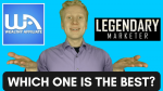 wealthy affiliate vs legendary marketer