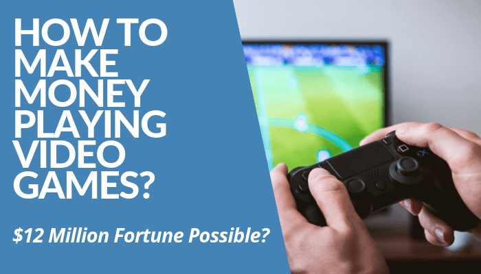 Read This Post To Learn How To Make Money Money Playing Video Games In The $12 Million Industry. Learn How To Stand Out From Tight & Competitive Industry.