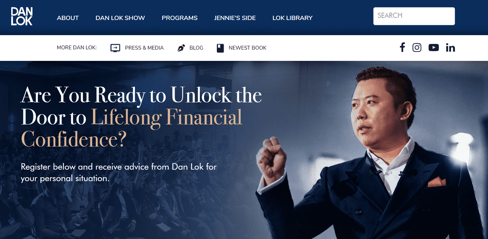 Is Dan Lok A Scam Artist Landing Page - Your Online Revenue-min