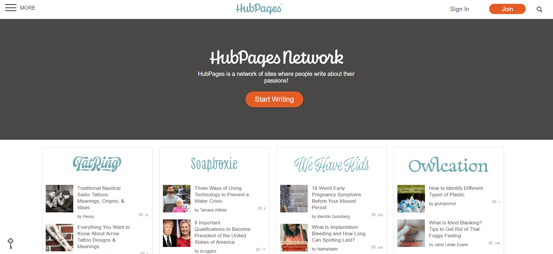 Is HubPages A Scam Landing Page-min