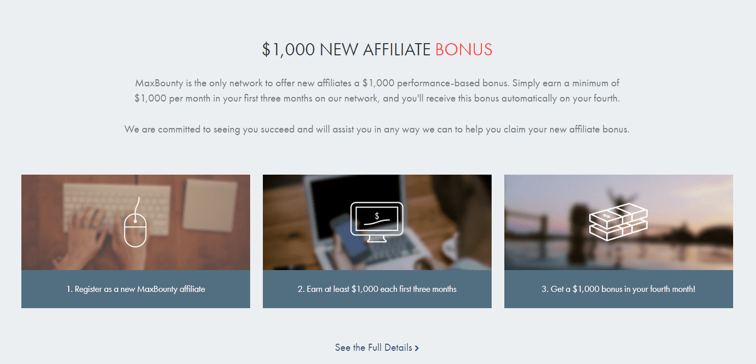 Is MaxBounty A Scam Affiliate Page - Your Online Revenue-min