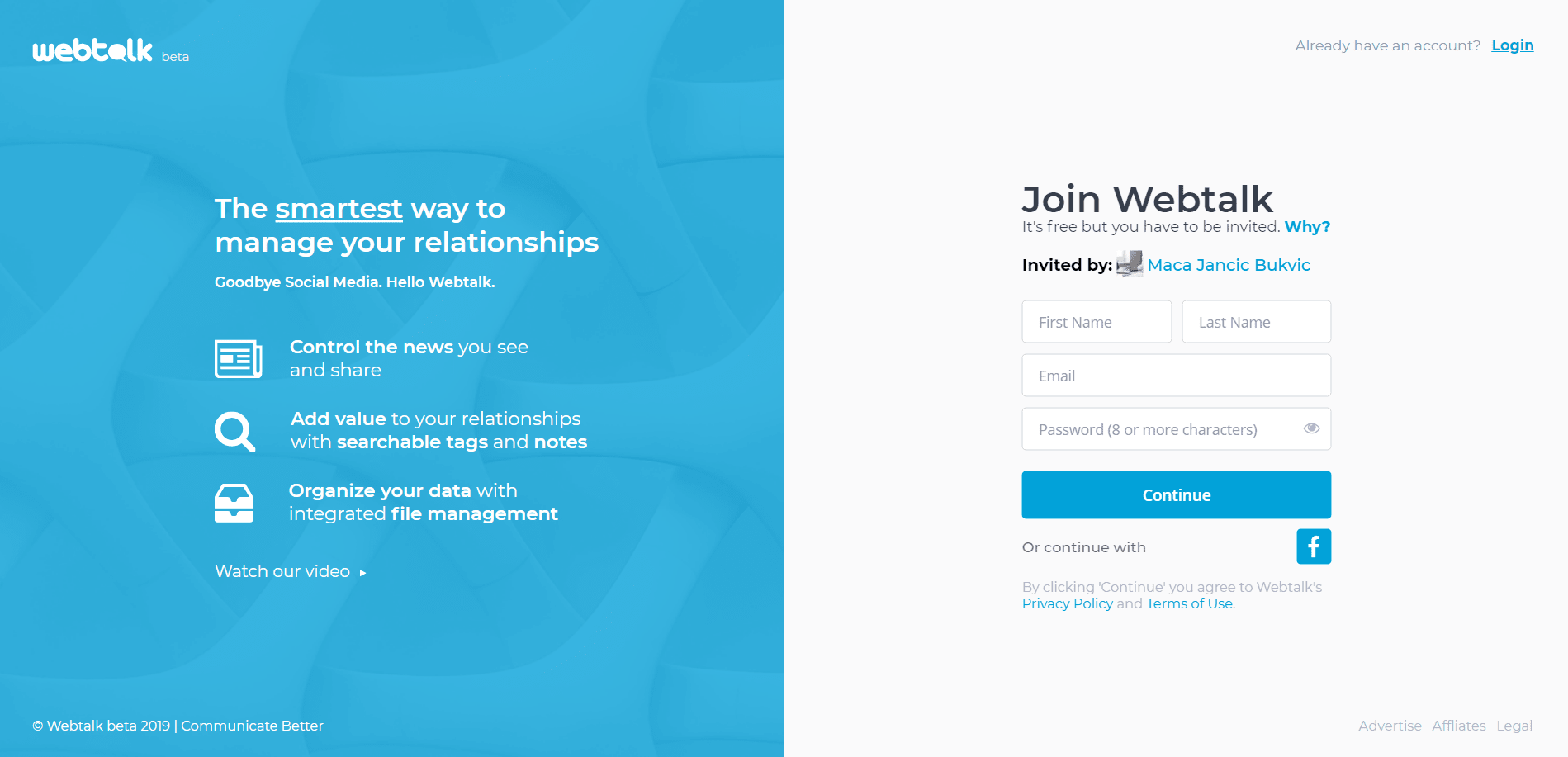 Is WebTalk A Scam Landing Page-min