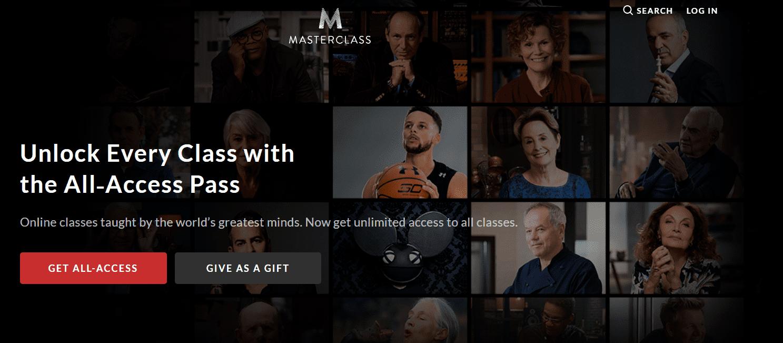 MasterClass Reviews Get-All Access Pass - Your Online Revenue-min