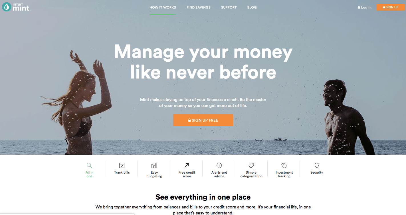 Mint.Com Review Landing Page-min