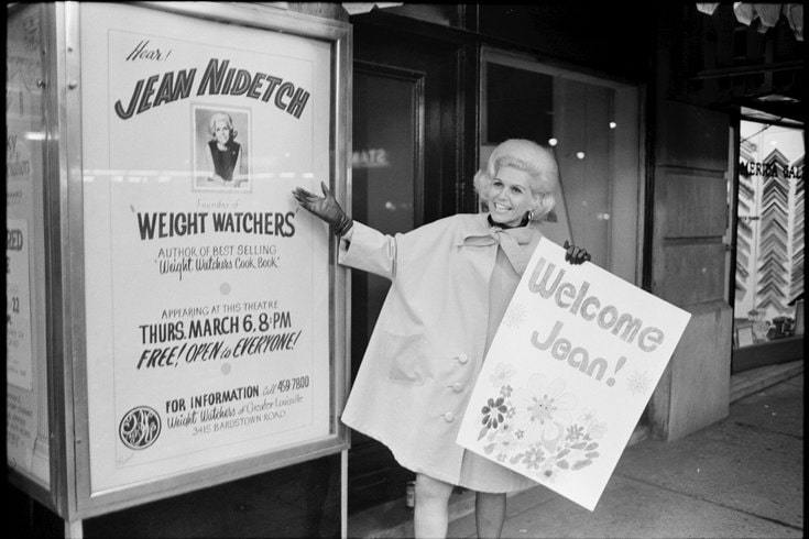 Weight Watchers Review Jean Nidetch in 1960s-min