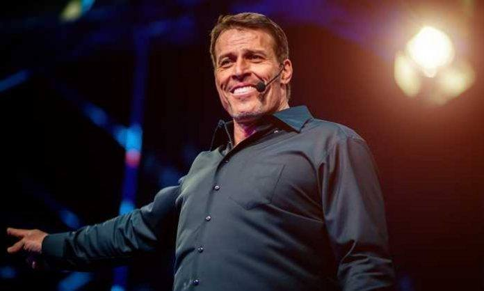 tony robbins - Unleash the Power within