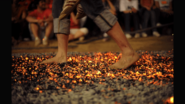 unleash the power within tony robbins firewalk experience