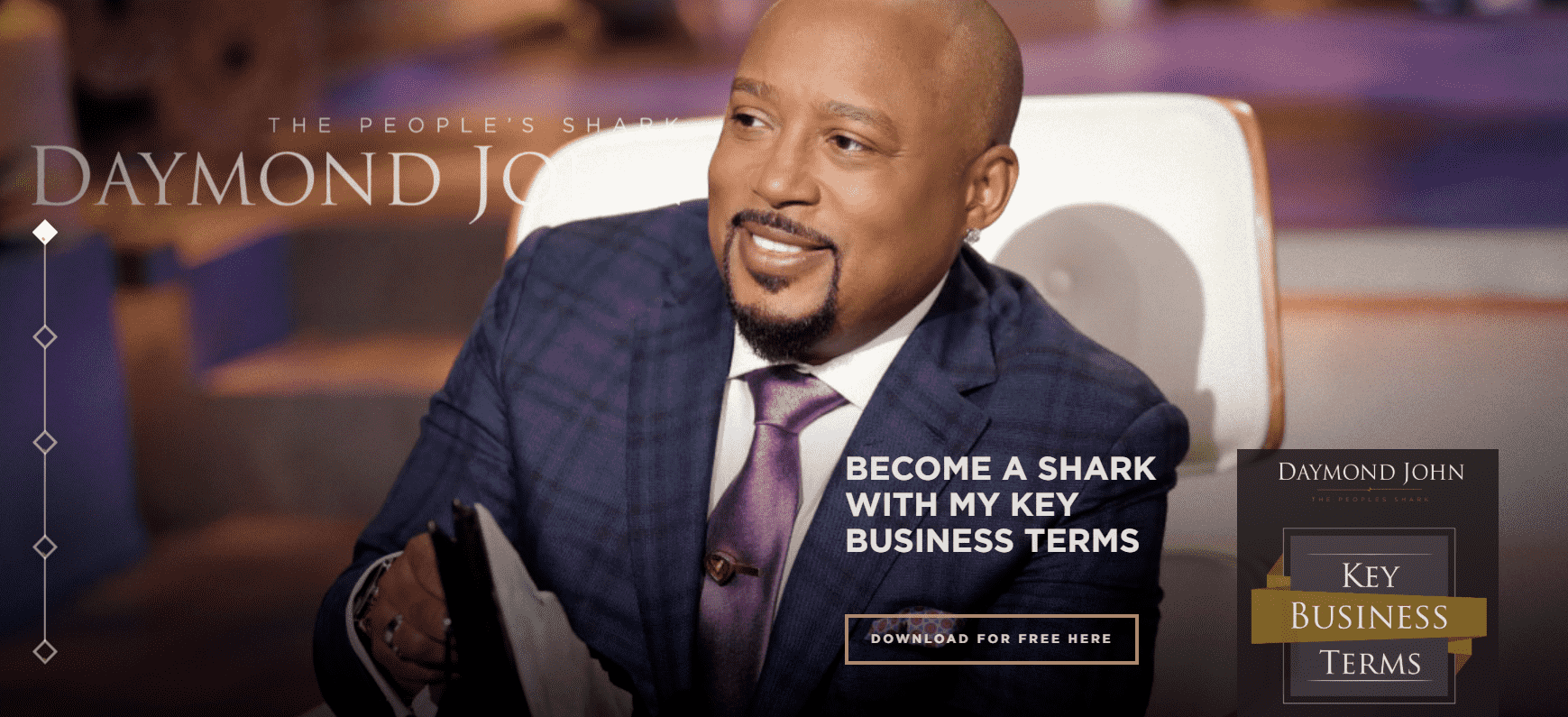 Daymond John Success Formula Reviews Landing Page-min