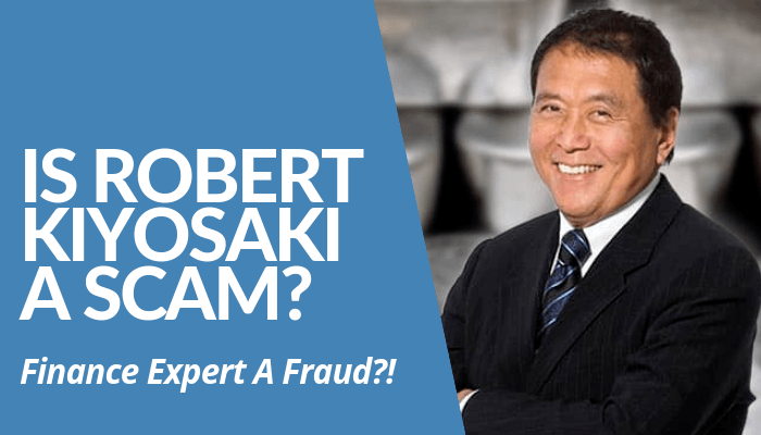 Is Robert Kiyosaki A Scam? Many Bloggers Recommend Avoiding Him. Learn The Real Reason Why People Don't Like His Idea & Teaching Financial Education. Read Here.