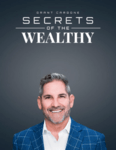 Is Secrets of the Wealthy a scam cover-min