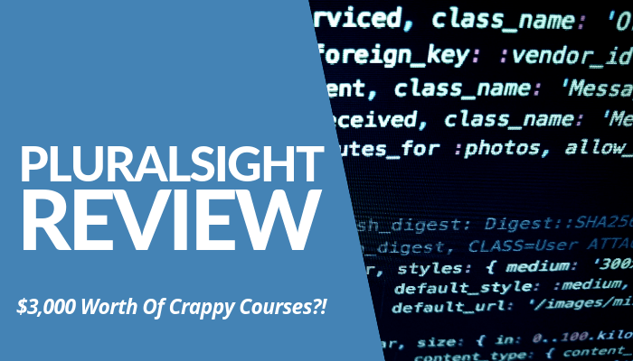 Read My Comprehensive Pluralsight Review About The $3K Worth Of Crappy Courses With Serious Issues With Unauthorized Charges. Learn About MOOC Before Joining.