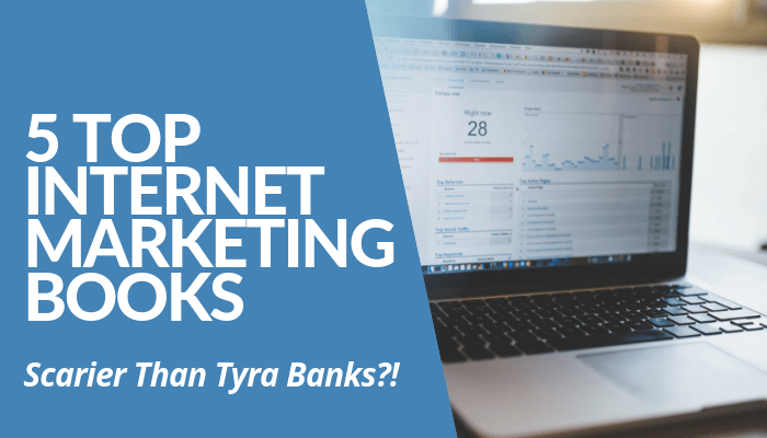Why These 5 Top Internet Marketing Books Are Scarier Than Tyra Banks? Learn Top 5 Best Books From Experts: Russell Brunson, Seth Godin, To Name A Few. Read More