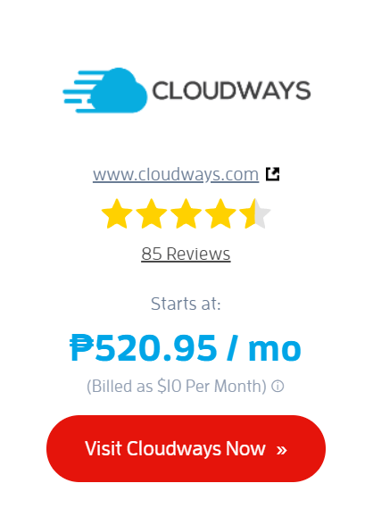 Cloudways Reviews Positive