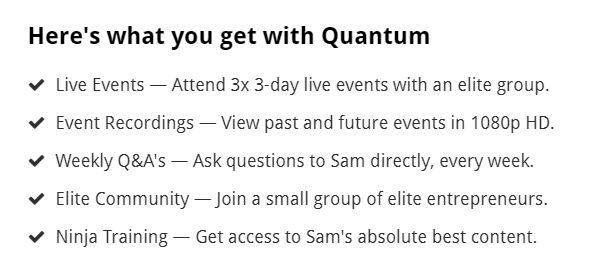 Is Sam Ovens Consulting A Scam Quantum Overview