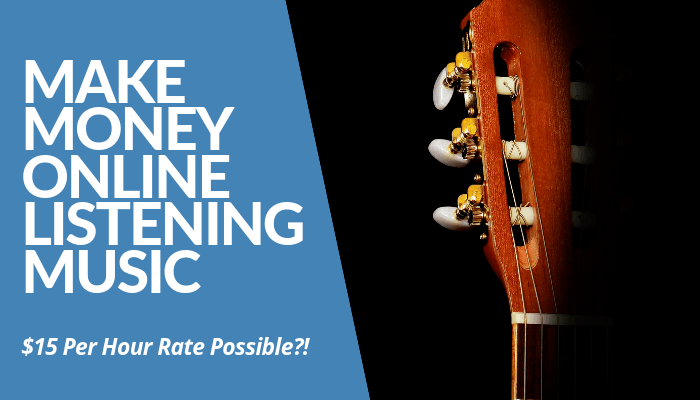 Do You Want To Make Money Online Listening Music? Read My Comprehensive Review Before Joining Memberships & Avail. You Can't Make More Money In It. Here's Why.