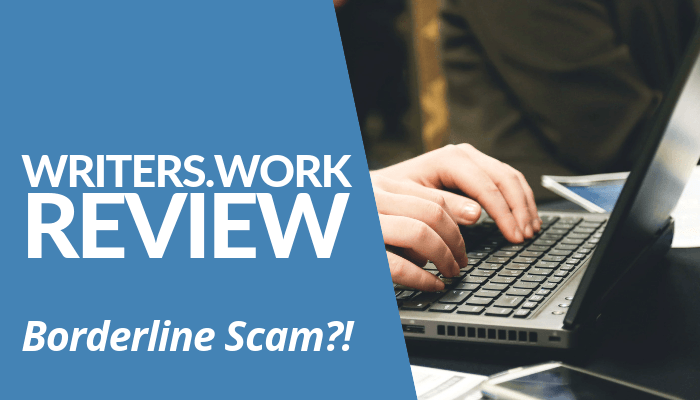 In My Writers.Work Review, Most Bloggers Find This Bolderline Scam. Company Employs False Advertisements Luring Writers & Sign-Up For $49. Click To Read More.