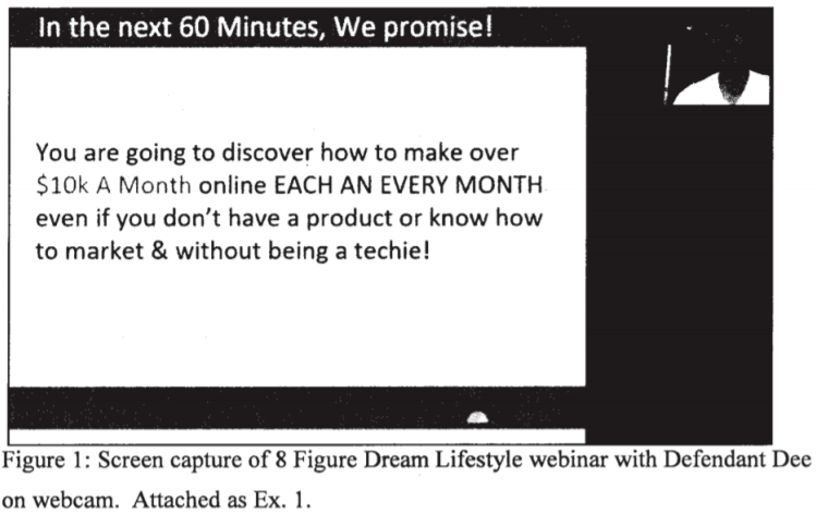 Is 8 Figure Dream Lifestyle A Scam FTC 1-min